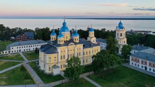 Коневский монастырь