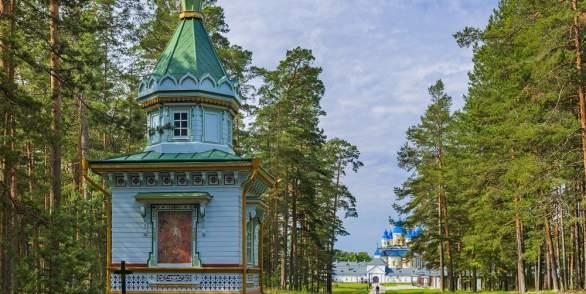 Экскурсия на остров Коневец на 1 день (из Санкт-Петербурга)